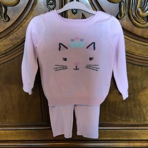 5 for $25, 10 for $40 princess kitty sweater